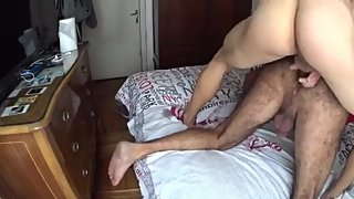 Anno young fucks old bareback