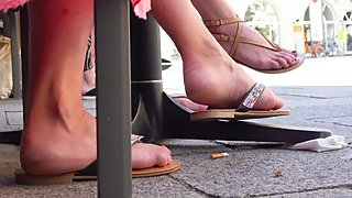 Two Pretty Sandal Beauties 1