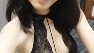 Cute Singaporean girl solo