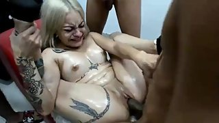 Cam Girl Getting Fucked Hard