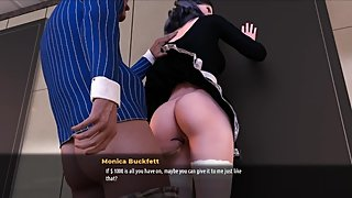 Fashion Business EP2 Part 23 Butt For Sale By LoveSkySan69