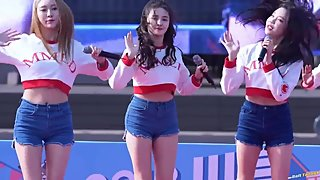 Hot Fancam Kpop Sexy Fap Dance Girlband S3 - Nancy Momoland
