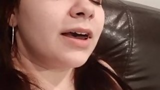 Teen eaten during casting interview