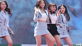 Hot Fancam Kpop Sexy Fap Dance Girlband S5 - Nancy Momoland
