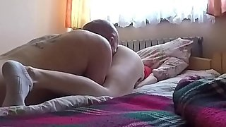 Orgasm while licking pussy