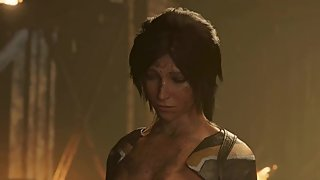 Lara Croft Nude Film